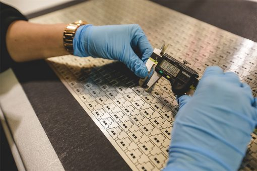 Chemical Etching Process-Inspection
