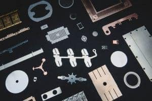 examples of photo etching metal parts