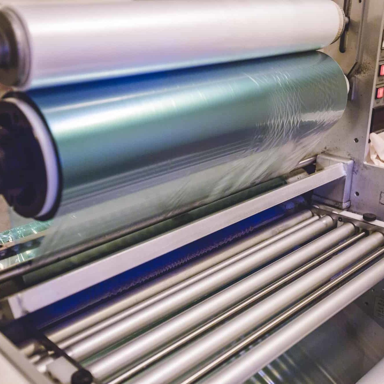 chemical etching process: Laminating Machine